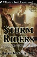 Cover for 'Storm Riders'