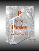 Cover for 'P is for Parsley'