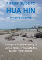 Cover for 'A Brief Guide to Hua Hin'