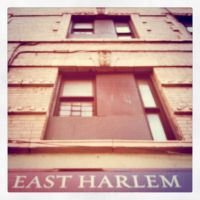Cover for 'East Harlem'