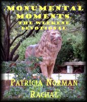 Cover for 'Monumental Moments: The Weekend Devotional'