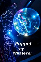 Cover for 'Puppet'