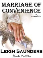 Cover for 'Marriage of Convenience'