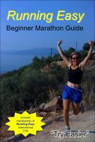 Cover for 'Running Easy - Beginner Marathon Guide'