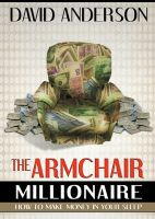 Cover for 'The Armchair Millionaire'