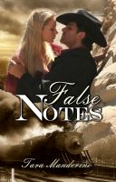 Cover for 'False Notes'