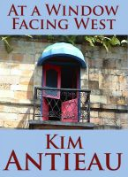 Cover for 'At a Window Facing West'