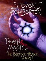 Cover for 'Death & Magic'