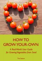 Cover for 'How To Grow Your Own'