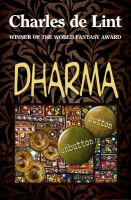 Cover for 'Dharma'