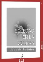 Cover for 'Soledad en la guerra'