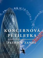 Cover for 'Koncernová pětiletka'