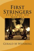 Cover for 'First Stringers: Eyes That Do Not See'