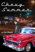 Cover for 'Chevy Summer (The Mystery of the '55 Chevy)'