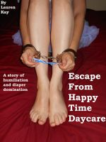 Cover for 'Escape From Happy Time Daycare'