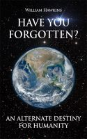 Cover for 'Have you forgotten?'