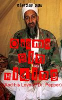 Cover for 'Osama Bin Hiding (And his Love of Dr. Pepper)'