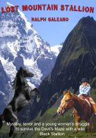 Cover for 'Lost Mountain Stallion'