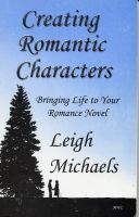 Cover for 'Creating Romantic Characters'