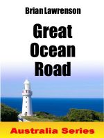 Cover for 'Great Ocean Road'