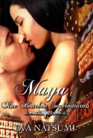 Cover for 'Maya (Rue Bourbon Supernaturals, #2)'
