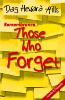 Cover for 'Those Who Forget'