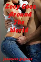 Cover for 'Zoey Goes Around The World'