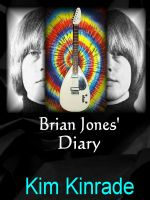 Cover for 'Brian Jones' Diary'