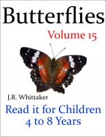 Cover for 'Butterflies (Read it book for Children 4 to 8 years)'
