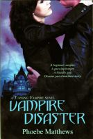 Cover for 'Vampire Disaster'