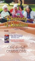 Cover for 'Rhapsody of Realities August 2011 Edition'