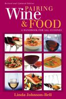 Cover for 'Pairing Wine and Food: A Handbook for All Cuisines'