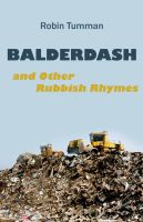 Cover for 'BALDERDASH AND OTHER RUBBISH RHYMES'