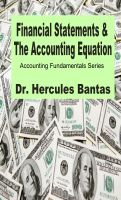 Cover for 'Financial Statements and the Accounting Equation'