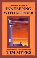 Cover for 'Innkeeping with Murder (Book 1 in the Lighthouse Inn Mysteries)'