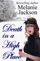 Cover for 'Death in a High Place'