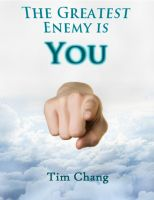 Cover for 'The Greatest Enemy is You !'