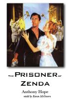 Cover for 'The Prisoner of Zenda'
