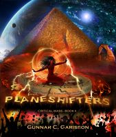 Cover for 'Planeshifters'