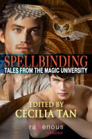 Cover for 'Spellbinding: Tales from the Magic University'
