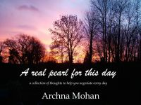 Cover for 'A Real Pearl For This Day'