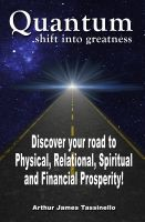 Cover for 'Quantum Shift Into Greatness'