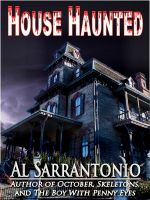 Cover for 'House Haunted'