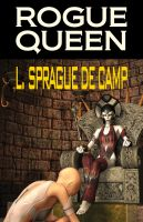 Cover for 'Rogue Queen'