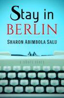 Sharon Abimbola Salu - Stay in Berlin