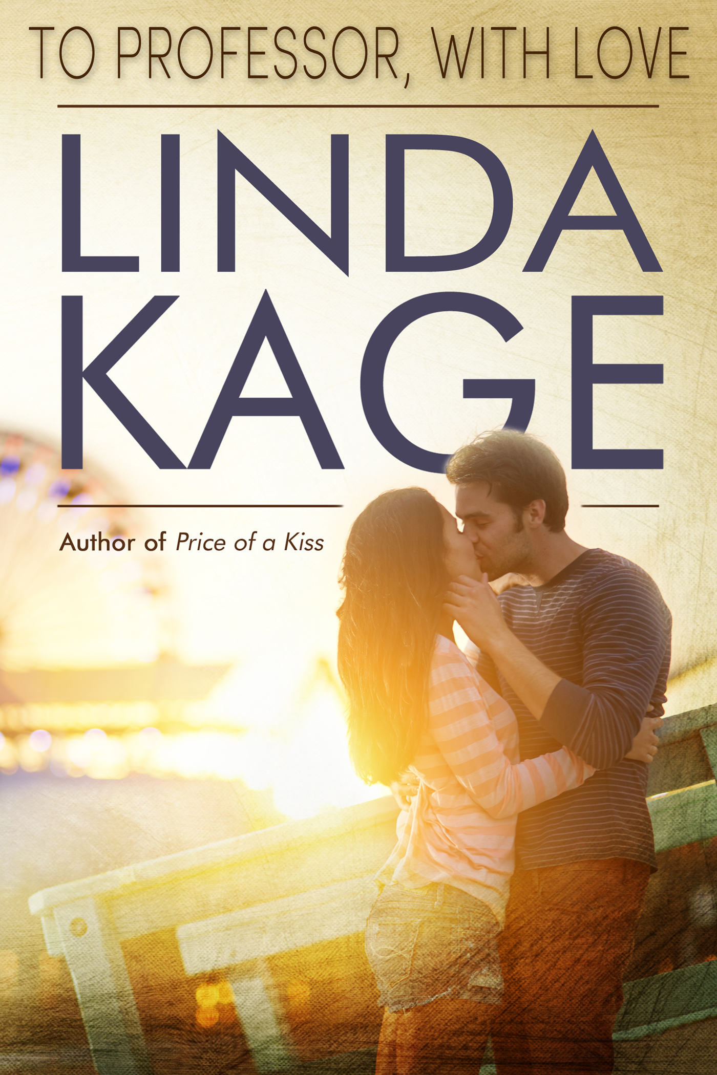 Linda Kage - To Professor, with Love