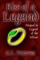 Cover for 'Rise of a Legend'