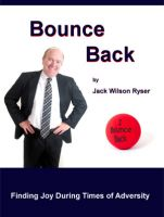 Cover for 'Bounce Back: Finding Joy During Times of Adversity'