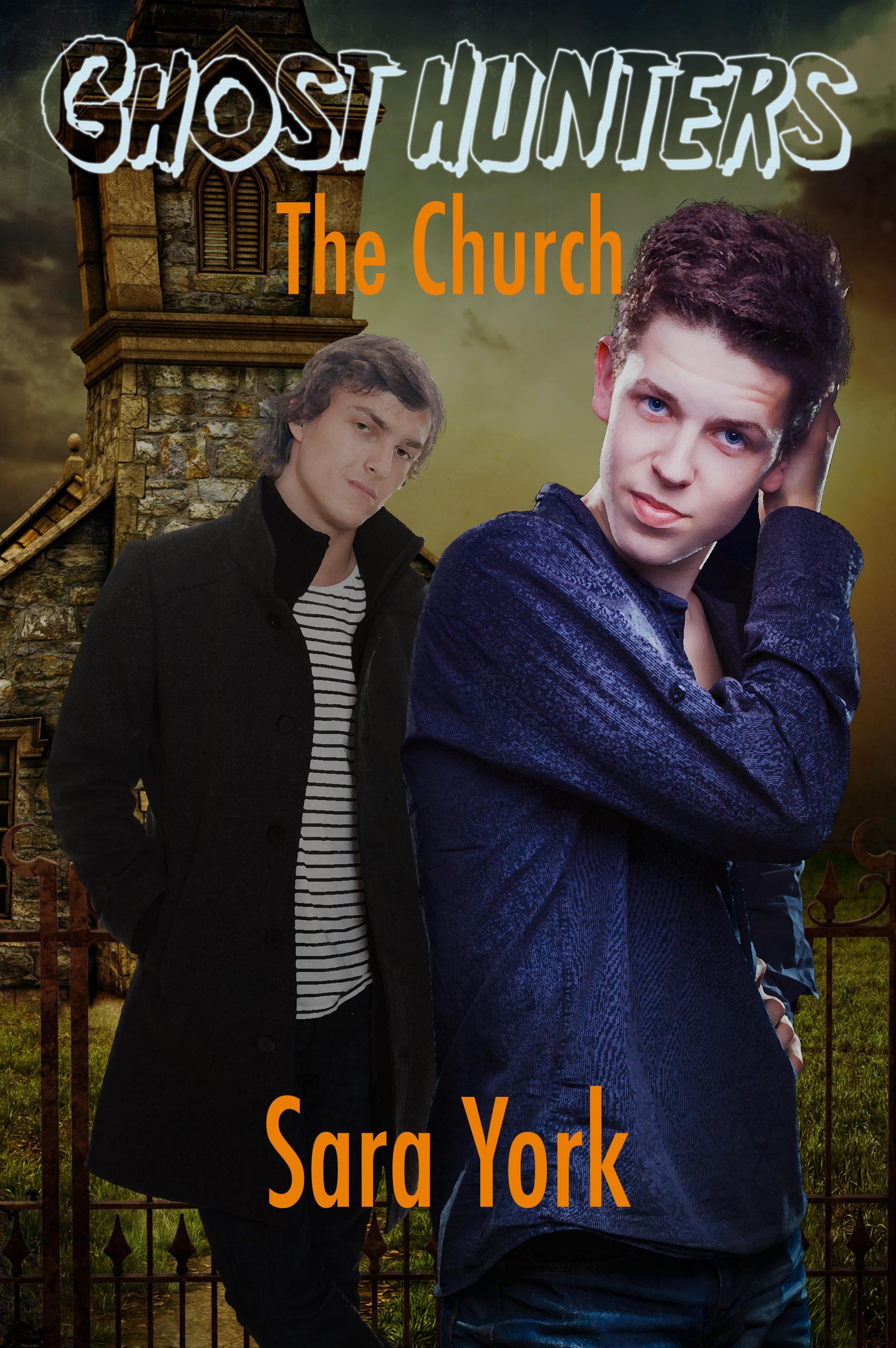 Sara York - Ghost Hunters: The Church