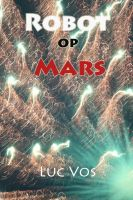 Cover for 'Robot Op Mars'